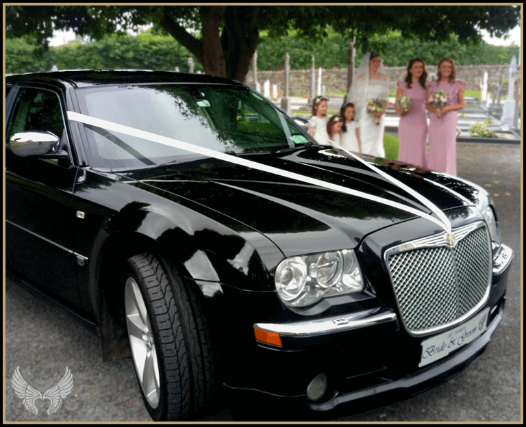 Black Bentley Wedding Cars for Hire Leinster
