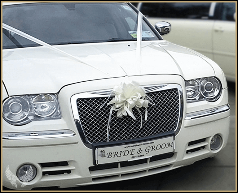Bentley Wedding Car and Limousine Hire Leinster