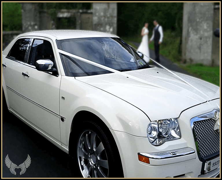 White Wedding Cars Hire Carrick on Shannon