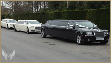 Baby Bentley Stretched Limousine Hire Ireland